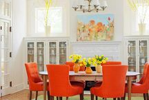 Dining Rooms / Dinning room concepts / by HDdesign