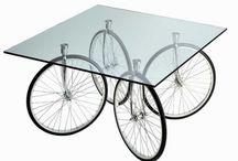 Bicycle Decor / by velojoy