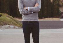 Men's Apparel / Clothing fit for a guy. / by Felipe Achterbahn