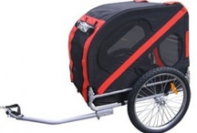 Dog Bike Trailers / by Bicycletrailers