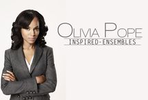 Olivia Pope Inspired Ensembles  / by Crystal Hadley