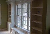 Cabinetry in other rooms / by Hoffman Kitchen and Bath