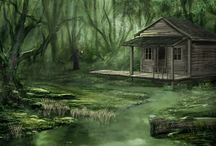 dream house / by Laurie Falco
