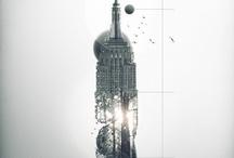 graphic design / by Ellen ts