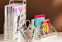 Dorm Decor / Ideas for making personalizing your own living space at college / by RateMyProfessors