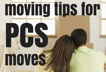 Moving tips / by Katie Rushton