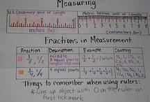 Math: Measurement / by Panicked Teacher