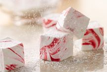 Candy/Marshmallow Recipes and Ideas / by Hazel Q