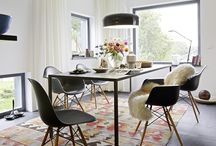 Dining space / by Natalie Bray
