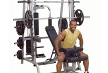strength-training-smith-machines / by Tommy Aarons
