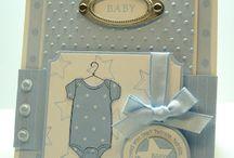 SU Baby Card Samples / by Lori Moose