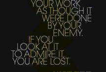 My favorite quotes / by Vasu Sharma