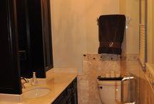 Bathrooms / by Judy anderson