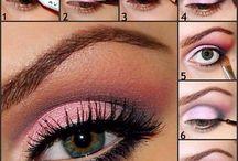 eye makeup / by Katelyn Waldrop