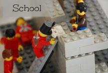 Homeschool / by MamaWestWind