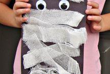 halloween crafts for homeschool / by Misty Stutz