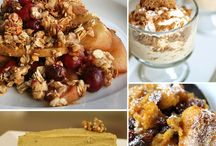 Fall Recipes / by Liz Brown