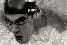 Swimming  / by Rachel Hicks