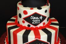 Graduation cakes / by Rosie Morales