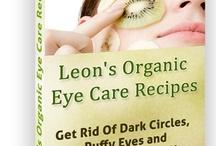 Organic Eye Cream / by Shanda Knighte