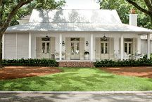 Exterior Awesomeness / by Melissa Lenox Design