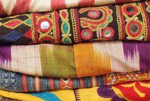 Textiles / by Inspire Bohemia
