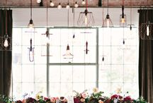 New York - Industrial Wedding / New York Industrial Wedding Inspiration: venues & ideas.  / by Karen Willis Holmes - Bridal
