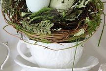 Easter Decorating & Ideas / GOD and JESUS loved us that much! My favorite holiday! / by Farmhouse Junk