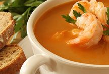 Soups / by Edwina Washington Poindexter