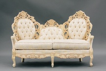 Dogwood Party Rentals Sofa  / a gallery of our vintage sofas & seating  / by Dogwood Party Rentals