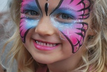 Face painting / by Wendy Carmack