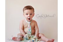 Photography--Studio Sessions-Cake Smash / by Kristy Mutchler