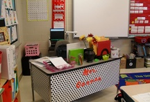 School Ideas  / Ideas for my Classroom….decor, lesson plans, classroom management, organization and other neat ideas.  / by Heather