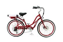 "24"" Step Thru Cruisers / by PEDEGO Electric Bikes"