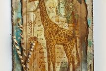 Trendy Tags / Paper creations from a tag point of view / by Mary Burke
