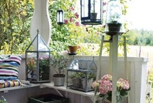 Pretty porches and patios / by Melody Minger