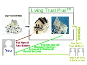The Living Trust Plus™ / by Evan Farr