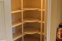 Pantry Ideas / by Bethani Semple