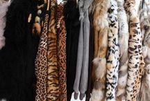 Furs / by Edwina Washington Poindexter