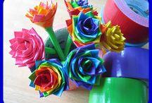 Crafty ideas / by Stephanie Redmond
