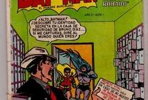 Comics y Tebeos / by todocoleccion
