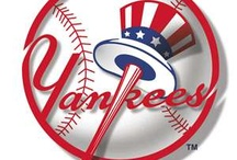 Love my Yankees / The New York Yankees!  The beat team in baseball! / by Hanna Prytko