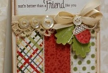stampinup / by Kelly LaDue Marshall