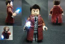Lego Mini Figures / by David Moore