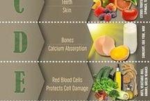Nutrition / Health, nutrition  / by Jamie