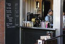 Shops/Cafes / by Debbie Ziegler