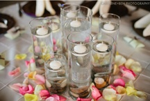 Table Settings and Centerpieces / Haute Weddings Offers Wedding Planning Services To Help Brides Achieve Their Magical, Dream Wedding. Make It HAUTE! 210-215-5820 / by Haute Weddings