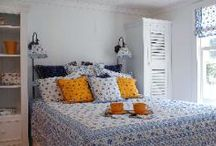 Inspired Rooms  / Interiors that we love and draw inspiration from / by Cottage Home