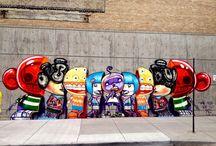 Street Art / by Brian Beavers