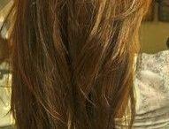 hair / by Maddie Meehan